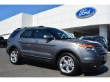 2014 Sterling Gray Ford Explorer Limited #93289041