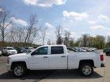 2014 Summit White Chevrolet Silverado 1500 LT Crew Cab 4x4 #93289473