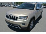 2014 Cashmere Pearl Jeep Grand Cherokee Limited #93289386