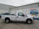 2015 Oxford White Ford F250 Super Duty XL Regular Cab #93288942