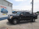 2015 Tuxedo Black Ford F250 Super Duty Platinum Crew Cab 4x4 #93288941