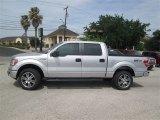 2014 Ingot Silver Ford F150 STX SuperCrew 4x4 #93288936