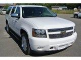 2011 Summit White Chevrolet Suburban LTZ 4x4 #93289372