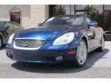 2003 Indigo Ink Blue Pearl Lexus SC 430 #93289102