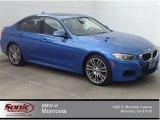 2014 Estoril Blue BMW 3 Series 335i Sedan #93289180