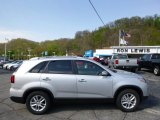 2015 Bright Silver Kia Sorento LX #93289002