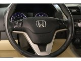 2009 Honda CR-V EX-L 4WD Steering Wheel