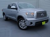 2012 Silver Sky Metallic Toyota Tundra Limited CrewMax #93289165