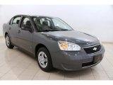 2007 Dark Gray Metallic Chevrolet Malibu LS Sedan #93289338