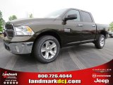 2014 Black Gold Pearl Coat Ram 1500 Big Horn Crew Cab 4x4 #93337466