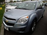2014 Silver Topaz Metallic Chevrolet Equinox LS #93337150