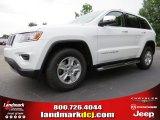 2014 Bright White Jeep Grand Cherokee Laredo #93337460