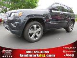 2014 Maximum Steel Metallic Jeep Grand Cherokee Limited 4x4 #93337459