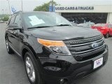2013 Tuxedo Black Metallic Ford Explorer Limited #93337318