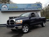 2006 Atlantic Blue Pearl Dodge Ram 1500 SLT Quad Cab 4x4 #93337856