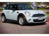 2011 Ice Blue Mini Cooper Hardtop #93337516