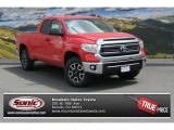 2014 Radiant Red Toyota Tundra SR5 TRD Double Cab 4x4 #93337103