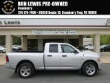 2012 Bright Silver Metallic Dodge Ram 1500 ST Quad Cab 4x4 #93337414