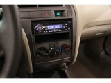 2003 Hyundai Elantra GLS Sedan Controls