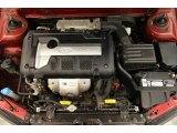 2003 Hyundai Elantra GLS Sedan 2.0 Liter DOHC 16 Valve 4 Cylinder Engine