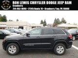 2014 Brilliant Black Crystal Pearl Jeep Grand Cherokee Laredo 4x4 #93337408