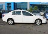 2007 Summit White Chevrolet Cobalt LS Sedan #93337280