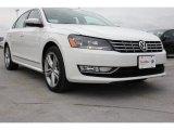 2014 Candy White Volkswagen Passat 1.8T SEL Premium #93337836