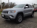 2014 Billet Silver Metallic Jeep Grand Cherokee Limited 4x4 #93337202