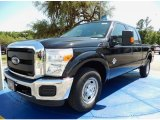 2015 Tuxedo Black Ford F250 Super Duty XL Crew Cab #93337394