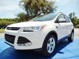 2014 White Platinum Ford Escape SE 1.6L EcoBoost #93337390