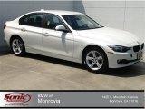 2014 Mineral White Metallic BMW 3 Series 328i Sedan #93337617