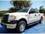 2014 Oxford White Ford F150 XL SuperCrew #93337374