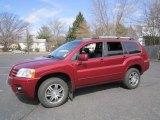 2004 Mitsubishi Endeavor Ultra Red Pearl
