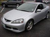 2005 Satin Silver Metallic Acura RSX Type S Sports Coupe #9320260