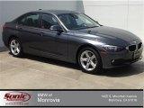 2014 Mineral Grey Metallic BMW 3 Series 320i Sedan #93383531