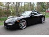 2012 Black Porsche 911 Carrera S Cabriolet #93383461