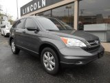 2011 Polished Metal Metallic Honda CR-V SE 4WD #93383619