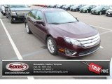 2011 Bordeaux Reserve Metallic Ford Fusion SEL V6 #93383412
