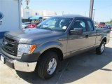 2014 Sterling Grey Ford F150 XL SuperCab #93401599