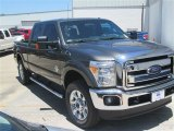 2015 Magnetic Ford F250 Super Duty Lariat Crew Cab 4x4 #93401609