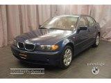 2004 Mystic Blue Metallic BMW 3 Series 325xi Sedan #9321791