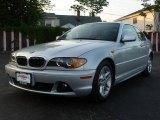 2004 Titanium Silver Metallic BMW 3 Series 325i Coupe #9332612