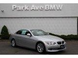 2011 Titanium Silver Metallic BMW 3 Series 328i Convertible #93409403