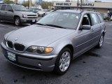 2004 Silver Grey Metallic BMW 3 Series 325xi Wagon #9321909