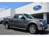 2014 Sterling Grey Ford F150 XLT SuperCab #93409451