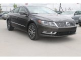 2014 Volkswagen CC Black Oak Brown Metallic
