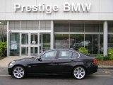 2008 Black Sapphire Metallic BMW 3 Series 335i Sedan #9321543