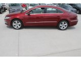 2014 Volkswagen CC Fortana Red Metallic
