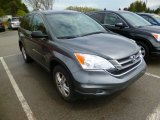2011 Polished Metal Metallic Honda CR-V EX 4WD #93409681
