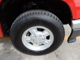 Isuzu i-Series Truck 2008 Wheels and Tires